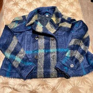 🦚Burberry Brit Mini Jacket -Excellent Condition🦚